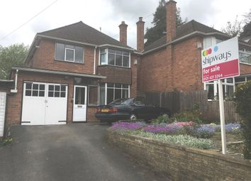Thumbnail 3 bedroom link-detached house for sale in Grove Lane, Harborne, Birmingham