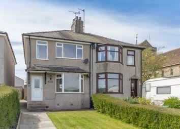 Thumbnail 3 bed semi-detached house for sale in Station Road, Flookburgh, Grange-Over-Sands