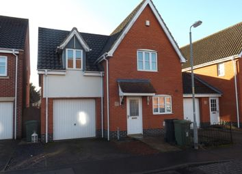 Thumbnail 3 bedroom property to rent in Woodruff Road, Thetford