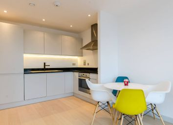 Thumbnail 1 bed flat to rent in Omega Works, Bow