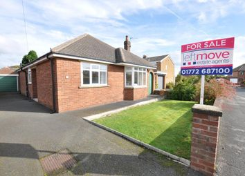 Thumbnail 4 bedroom detached bungalow for sale in St Johns Avenue, Kirkham, Preston, Lancashire
