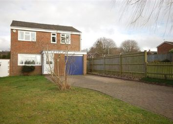 Thumbnail 4 bed detached house for sale in Lashbrooks Road, Uckfield, East Sussex