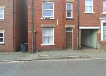 Thumbnail 1 bedroom flat to rent in Flat 1, 35, Salop Road, Oswestry, Shropshire