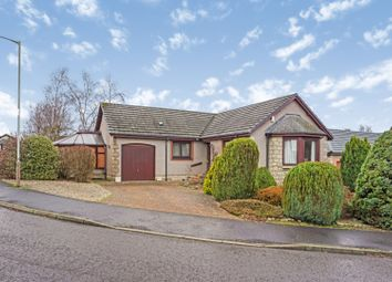 Thumbnail 3 bed detached bungalow for sale in Kinclaven Gardens, Murthly