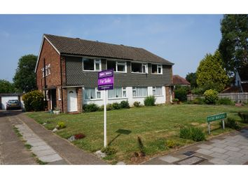 Thumbnail 2 bed maisonette for sale in Magpie Hall Lane, Bromley