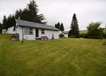 Thumbnail 2 bed bungalow for sale in The Glebe, Killin