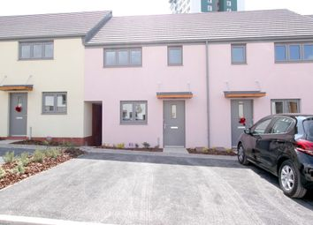 Thumbnail 3 bedroom terraced house to rent in Wall Street, Plymouth