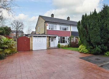 Thumbnail 3 bed semi-detached house for sale in Tavistock Close, Potters Bar
