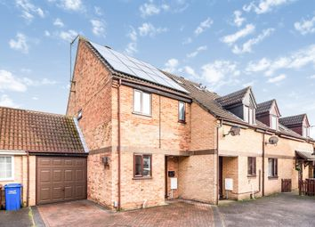 Thumbnail 2 bed end terrace house for sale in Overstrand Close, Bicester
