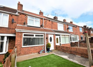 Thumbnail 2 bed terraced house for sale in Meadow Avenue, Blackhall, County Durham