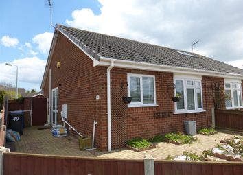 Thumbnail 1 bedroom semi-detached bungalow for sale in Green Drive, Lowestoft