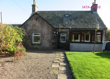 Thumbnail 2 bed detached house to rent in Dolphinton, West Linton