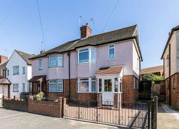 Thumbnail Semi-detached house for sale in Leighton Street, Croydon