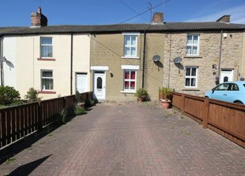 Thumbnail Terraced house to rent in Burn Place, Willington, Crook