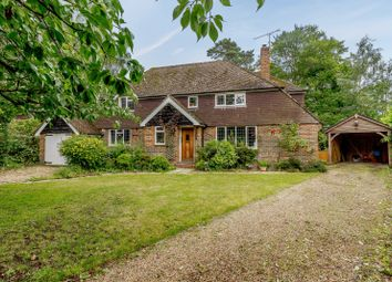 Thumbnail 4 bed detached house for sale in Birch Close, Wrecclesham, Farnham