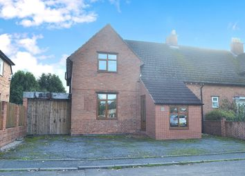 Thumbnail 4 bed semi-detached house for sale in Station Road, Chellaston, Derby