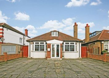 Thumbnail 3 bed detached bungalow for sale in Stilecroft Gardens, Wembley, Wembley