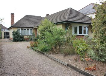 Thumbnail 4 bed detached bungalow for sale in Leicester Road, Wigston, Leicester
