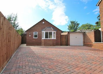 Thumbnail 2 bed detached bungalow for sale in Laburnum Crescent, Spinney Hill, Northampton