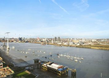 Thumbnail 2 bed flat to rent in City Peninsula, Barge Walk, Greenwich, London