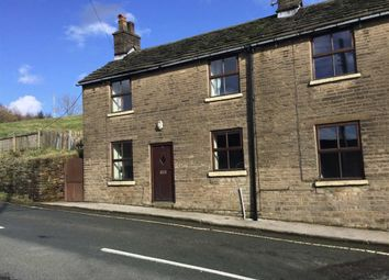 Thumbnail 3 bed cottage to rent in Gin Clough Cottage, Macclesfield, Cheshire