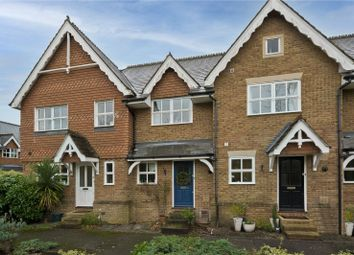 2 bed terraced house for sale in Hadley Place, Lonsdale Road, Weybridge, Surrey KT13