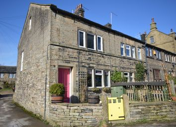 Thumbnail 3 bed town house for sale in Butterley Lane, New Mill, Holmfirth