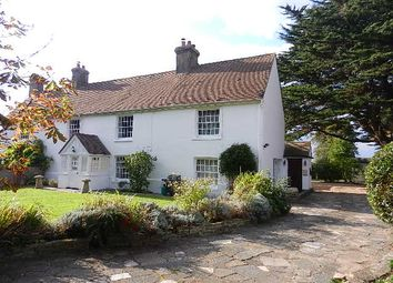 Thumbnail 3 bed cottage for sale in St Mary's Road, Hayling Island