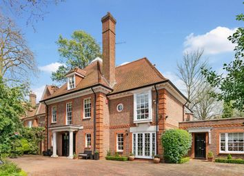 Thumbnail 7 bed detached house for sale in Maresfield Gardens, Hampstead NW3, London,