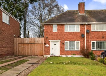 Thumbnail 2 bed end terrace house for sale in Nearmoor Road, Shard End, Birmingham