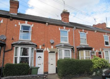 Thumbnail 2 bed terraced house to rent in Cecil Road, Worcester