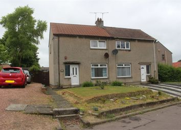 Thumbnail 2 bed semi-detached house for sale in Fair Isle Road, Kirkcaldy, Fife