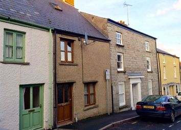 Thumbnail 1 bedroom terraced house to rent in Bear Street, Hay-On-Wye, Hay-On-Wye, Herefordshire