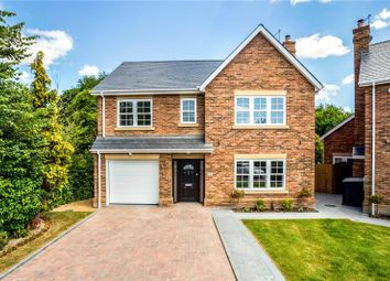 5 bed detached house for sale in Riverdene, Claytons Meadow, Bourne End, Buckinghamshire SL8