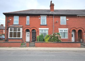 Thumbnail 2 bedroom terraced house for sale in Manchester Road West, Little Hulton, Manchester