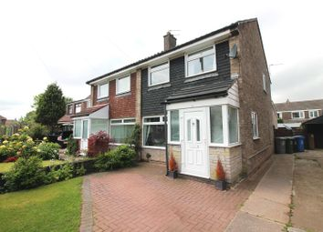 Thumbnail 3 bedroom semi-detached house for sale in Skye Road, Urmston, Manchester