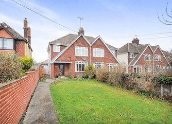Thumbnail 4 bed semi-detached house for sale in Bath Road, Chippenham
