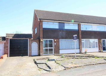 Thumbnail 3 bed semi-detached house for sale in Highland Drive, Leverstock Green, Hemel Hempstead, Hertfordshire