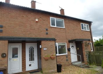 Thumbnail 2 bedroom terraced house for sale in Roebuck Drive, Lakenheath, Brandon