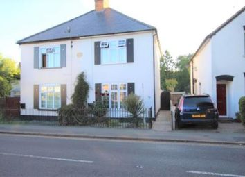 Thumbnail 3 bed semi-detached house to rent in Camphill Road, West Byfleeet, Surrey