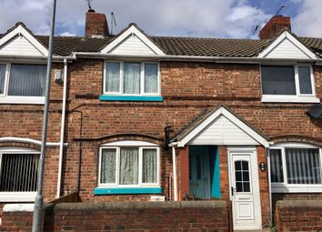 Thumbnail 2 bed terraced house to rent in Scarsdale Street, Dinnington