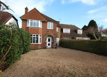 Thumbnail 4 bed detached house to rent in Bousley Rise, Ottershaw, Chertsey