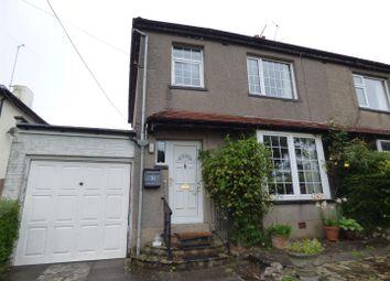 Thumbnail 4 bed semi-detached house for sale in Borwick Lane, Warton, Carnforth
