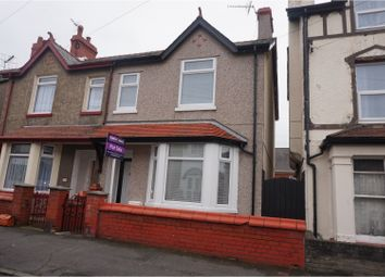 Thumbnail 3 bed terraced house for sale in Ronald Avenue, Llandudno Junction
