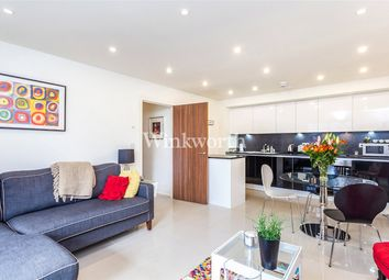 Thumbnail 2 bedroom flat for sale in Crested Court, 3 Shearwater Drive, London