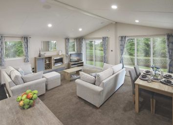 Thumbnail 2 bed mobile/park home for sale in Roebeck Country Park, Carters Road, Upton; Ryde