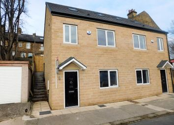 Thumbnail 3 bedroom semi-detached house for sale in Norwood Place, Shipley