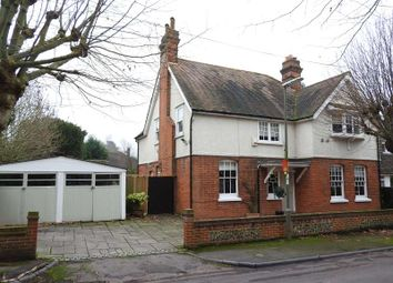 Thumbnail 4 bed detached house for sale in Linden Gardens, Leatherhead