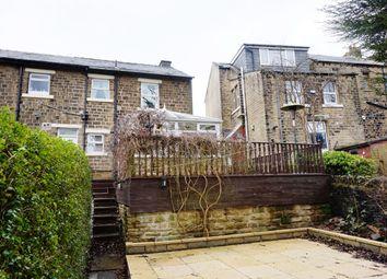 Thumbnail 3 bedroom end terrace house for sale in Woodside Road, Huddersfield