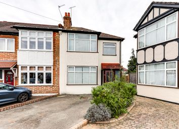3 bed semi-detached house for sale in Edward Avenue, Chingford, London E4